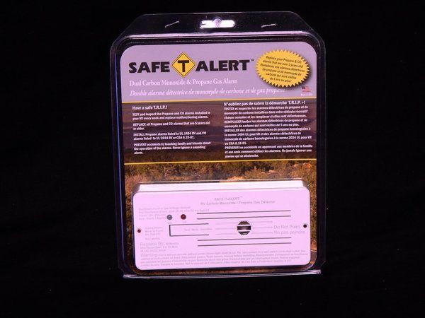 Safe T Alert Propane & Carbon Monoxide Alarm