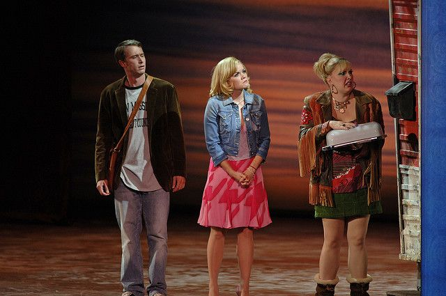 Legally Blonde: The Musical at Starlight Theatre | Flickr - Photo Sharing! At Dewey's Trailer
