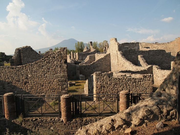 Pompeii Volcano Eruption | Head to Sorrento for your overnight stay in the next few days to come ...