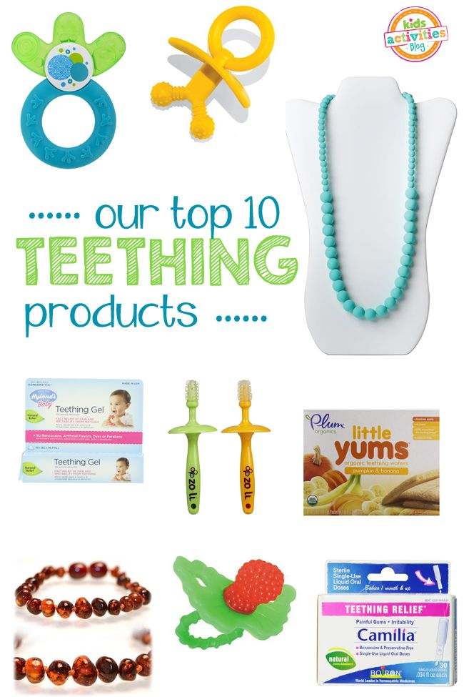 Here are our favorite baby teething products that helped us the most and offered the best relief for my babies.