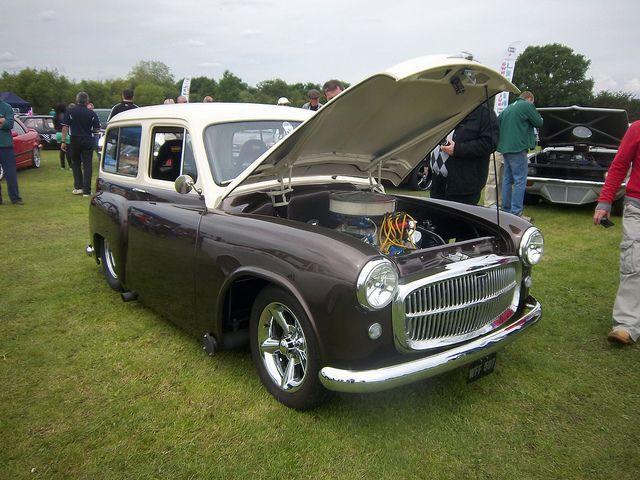 1955 Hillman Husky   Classic Cars   Pinterest   Husky ...