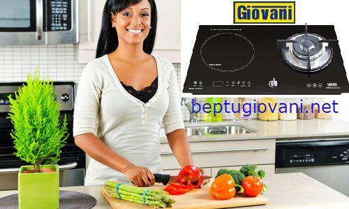 Đại lý cung cấp bếp ga từ Giovani uy tín