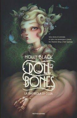 Libro Fatato: Recensione: Doll Bones. La bambola di ossa