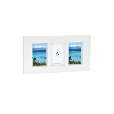 dwell - Trio block photo frame - £14.95