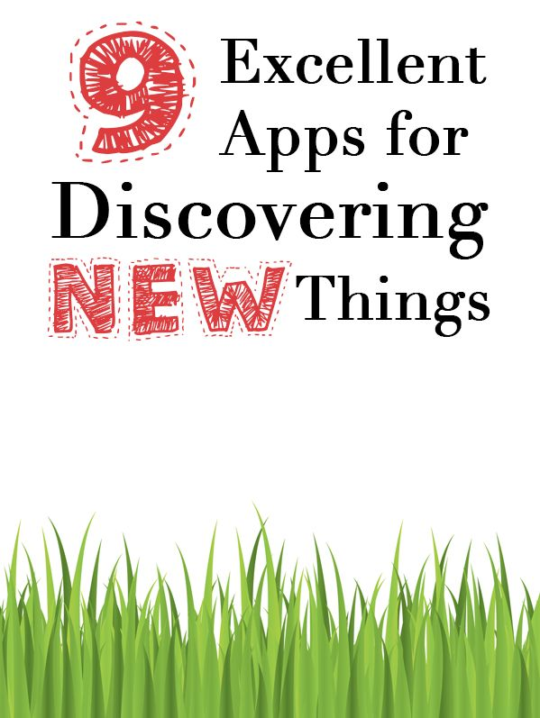 Break away from the old routine! These apps will bring some wonderful new things into your life.