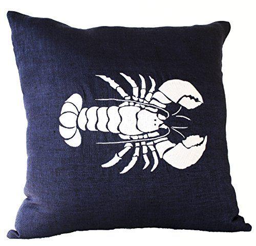 Navy Blue Linen Cushion Covers with White Silk Thread Lob... https://www.amazon.co.uk/dp/B00KU94QAQ/ref=cm_sw_r_pi_dp_fIqCxbH5QE3ZF