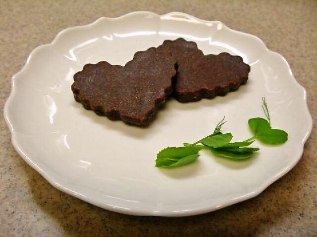 チョコサンドカカオロークッキー