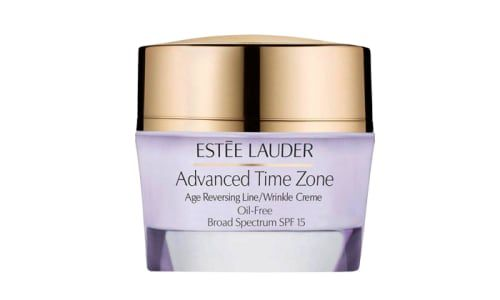 Best Luxurious Anti Aging Eye Cream: Estee Lauder Advanced Time Zone Age Reversing Line Wrinkle Cream