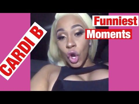 FUNNY CARDI B INSTAGRAM VIDEOS - YouTube