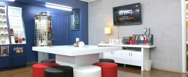 Paint Place are Australia's leading independent paint specialists. There are over 115 stores Paint Place stores nationally, stocking all of the major paint brands including Wattyl, Taubmans, Dulux, New Look and Haymes and a full range of painting accessories.