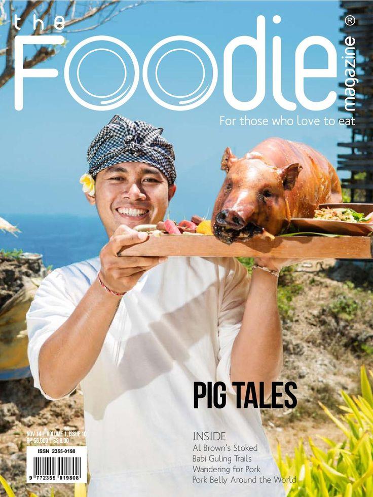 THE FOODIE MAGAZINE NOVEMBER 2014