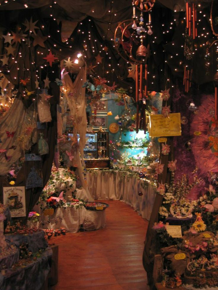 "THE BEAUTIFUL "" FAERIE-NUF GALLERY "" AT THE CONTINENT OF SULINA....THE FAERIE SANCTUARY IN SWELLENDAM ."