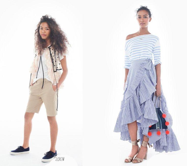 Летняя женская мода 2017 года :: Сибмама - о беременности, детях и о семейной жизни