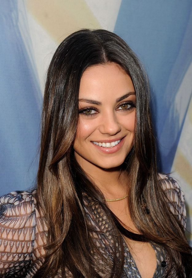 Mila Kunis | The 28 Sexiest Eyes Of Hollywood