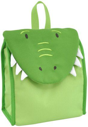 green sprouts by i play. Reusable On Safari Lunch Bag - Green Croc
