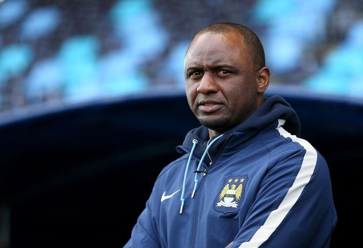 Arsenal legend Patrick Vieira 'in talks to become Newcastle manager'
