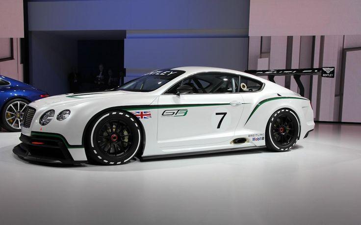 Bentley Continental GT3 Sport Car Bentley Pinterest Bentley - gebrauchte küchen frankfurt