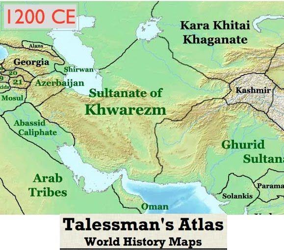 """Képtalálat a következőre: """"khwarezm empire"""""""