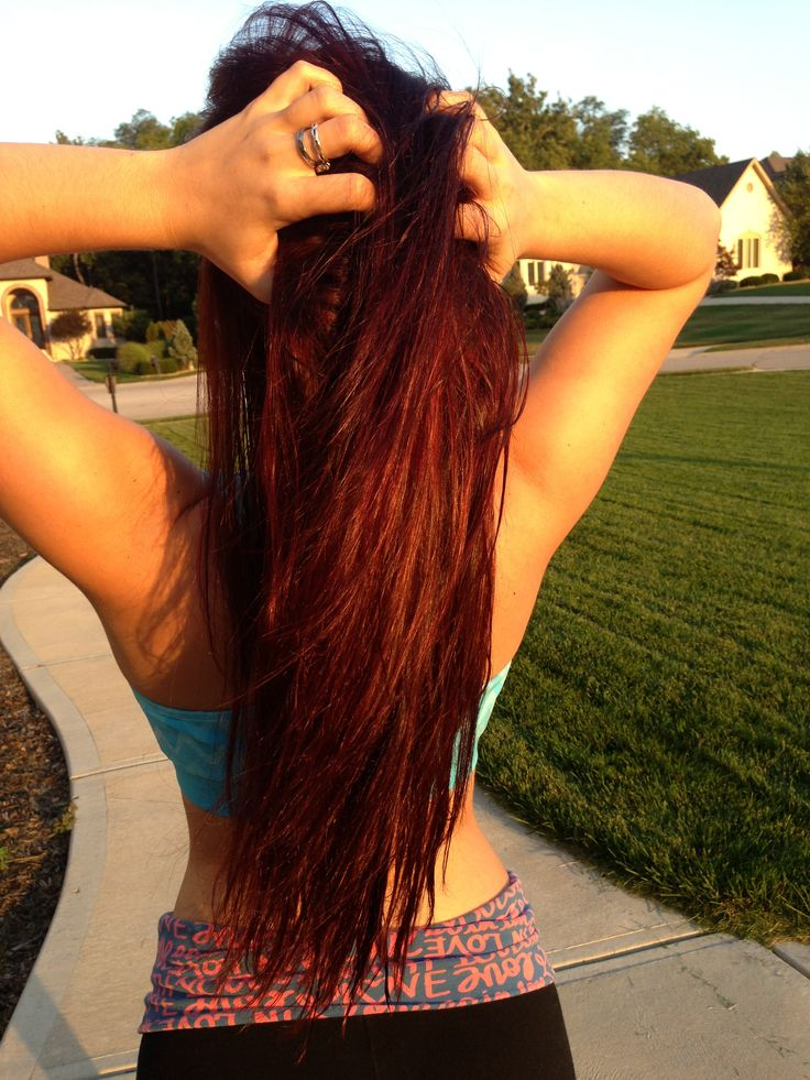 89 Best Red Hair Images On Pinterest Hair Colors Dip