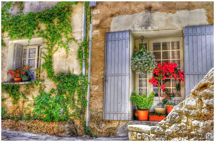 Le Barroux, Vaucluse, Provence, France