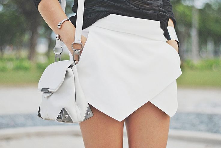 148 best images about Zara Skort Outfitting on Pinterest ... - photo#10
