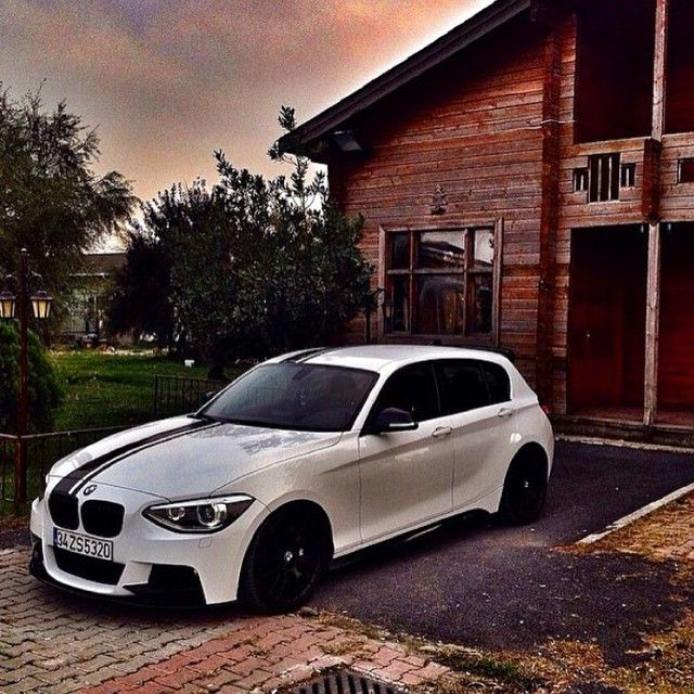Wow Never Seen A Bmw 1 Series Like This Via