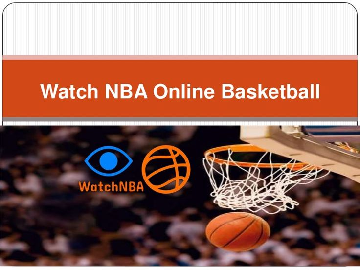 WatchNBA allows you to stream NCAA Basketball online in HD. We bring you a list of direct links to websites that stream the NCAA Basketball games Live.  http://www.slideshare.net/JesiKa3/watch-nba-online-basketball