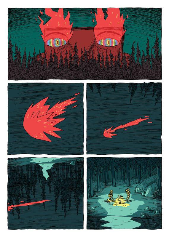 Rune Ryberg: Gigant comic