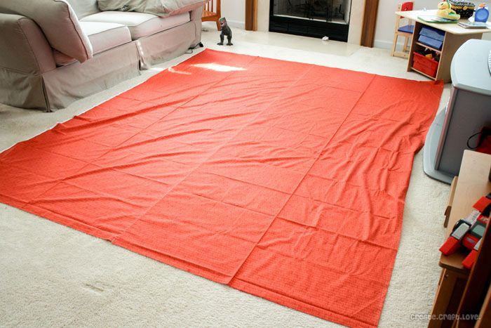 how to put a quilt cover on easy