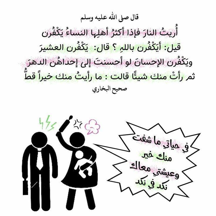 النساء يكفرن العشير قناة يوسف شومان السلفية Islam Facts Islamic Teachings Islamic Quotes Quran