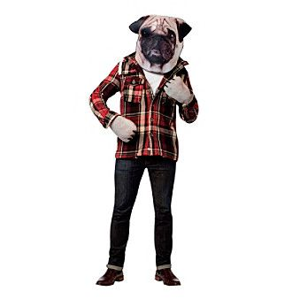 Pug Adult Animal Kit