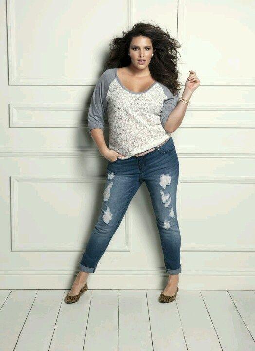 558 best Fashion Size Plus images on Pinterest | Plus size fashion ...