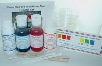 Phenol Red and Bromothymol Blue