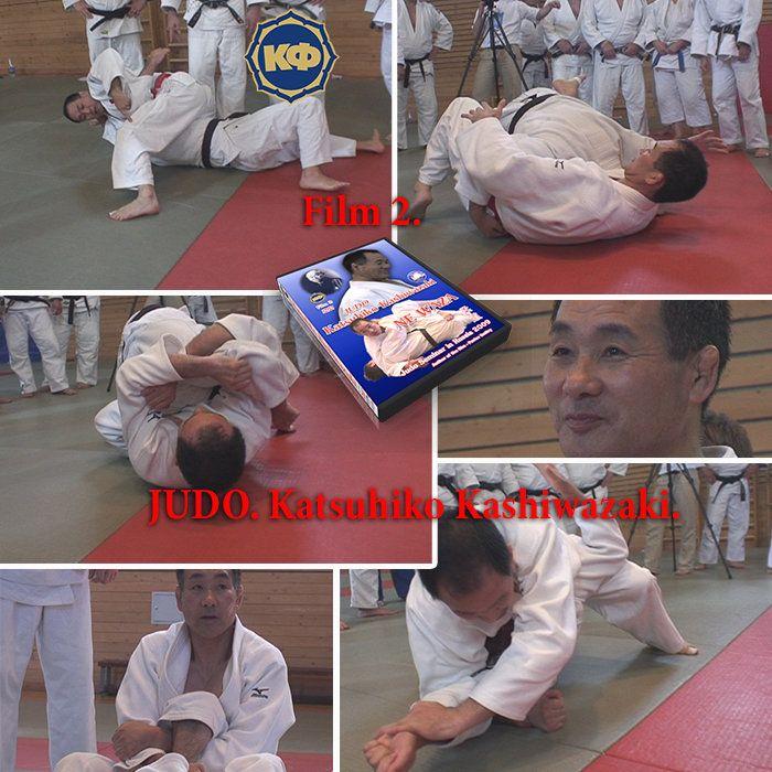 Judo K Kashivazaki The Japanese Technique Of Fight Lying Movie 2