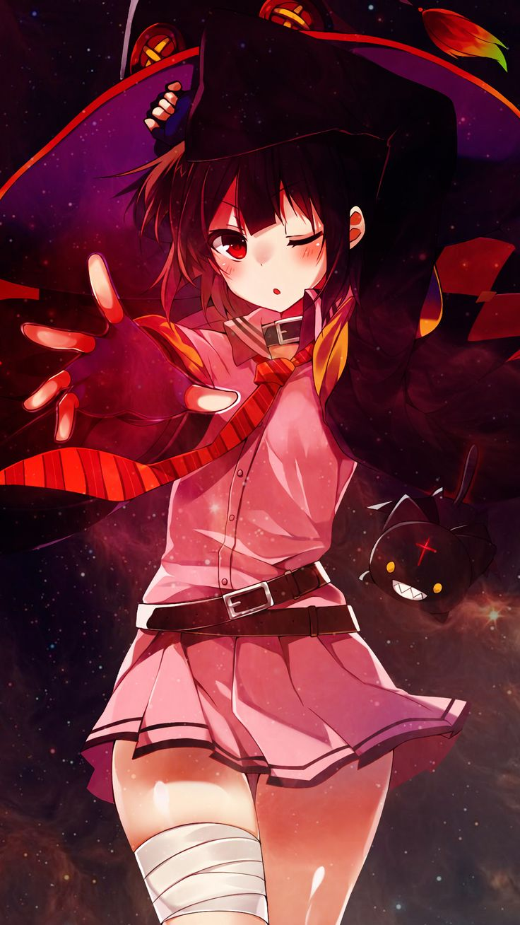 #KonoSuba #Megumin #AnimeGirl