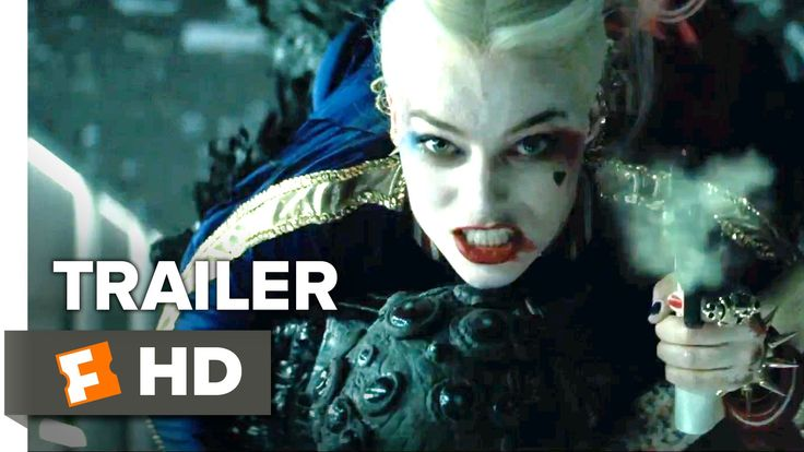 You'll be begging for August once you see this new Suicide Squad Trailer.