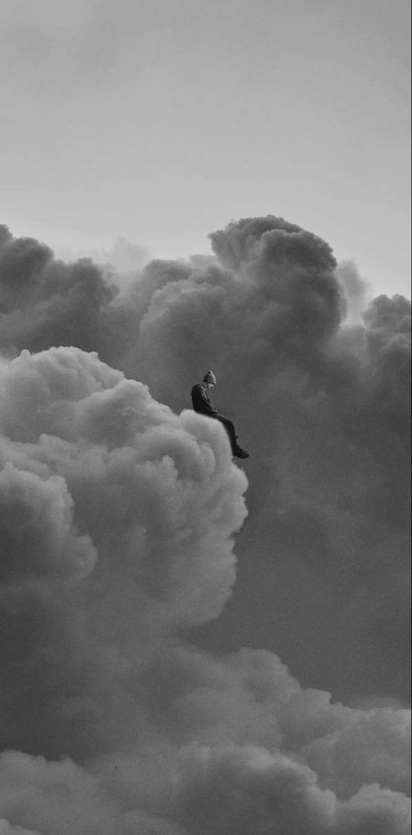Nf Clouds Wallpaper In 2021 Music Notes Art Music Wallpaper Profile Wallpaper Black and white clouds wallpaper hd