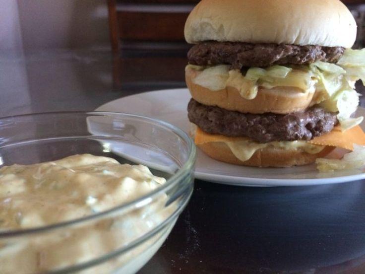 Sauce à Big Mac