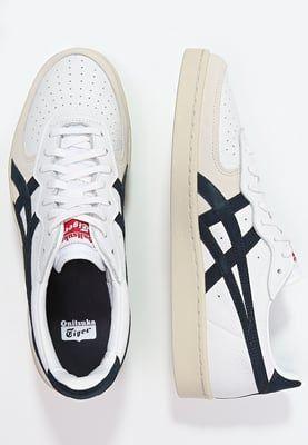 Sneakers laag Onitsuka Tiger GSM - Sneakers laag - white/navy wit: € 89,95 Bij Zalando (op 20-6-16). Gratis bezorging & retournering, snelle levering en veilig betalen!