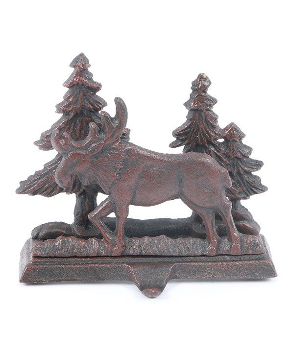 Moose Stocking Holder 32