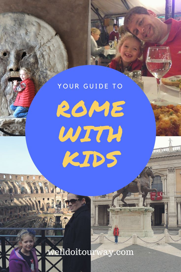 Rome with Kids Guide