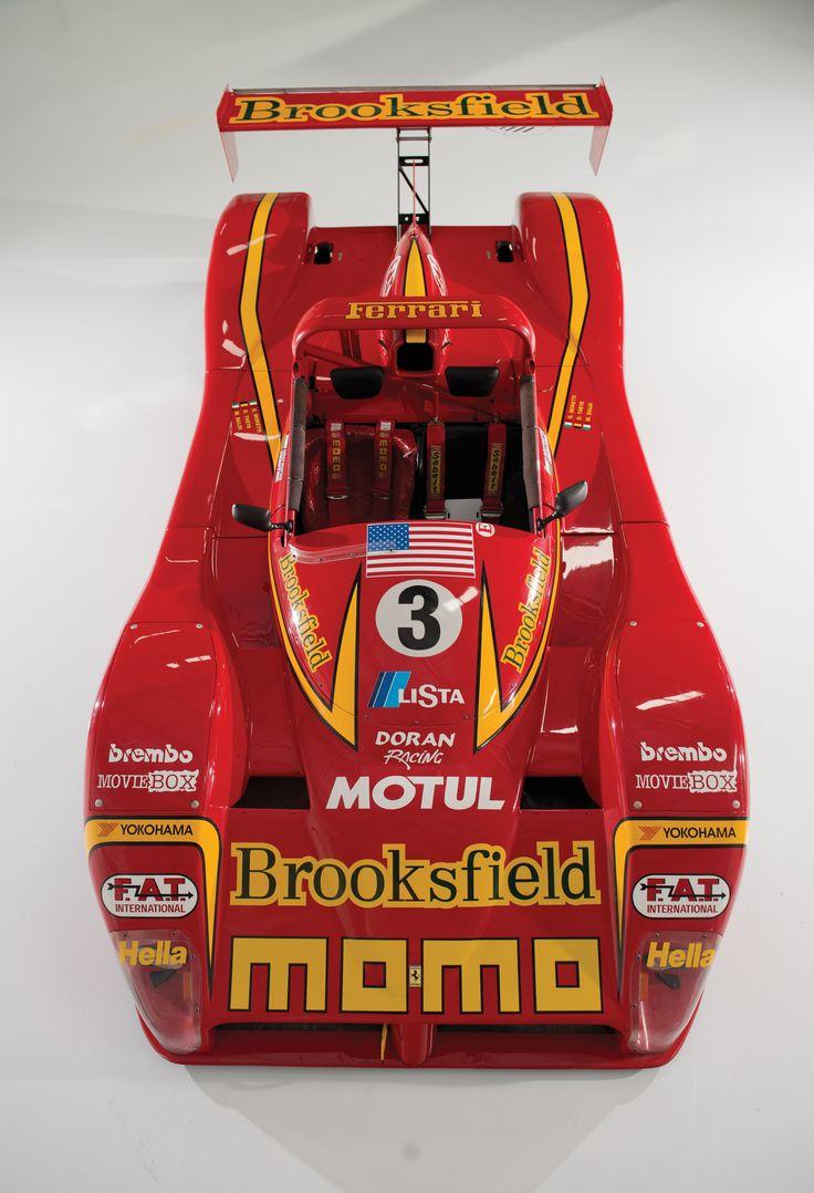 Ferrari F333 SP (#019) '1998