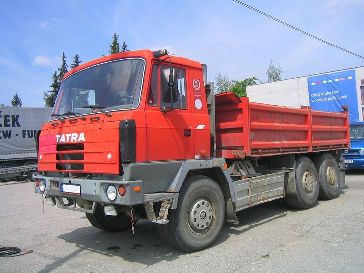 1994 TATRA T815