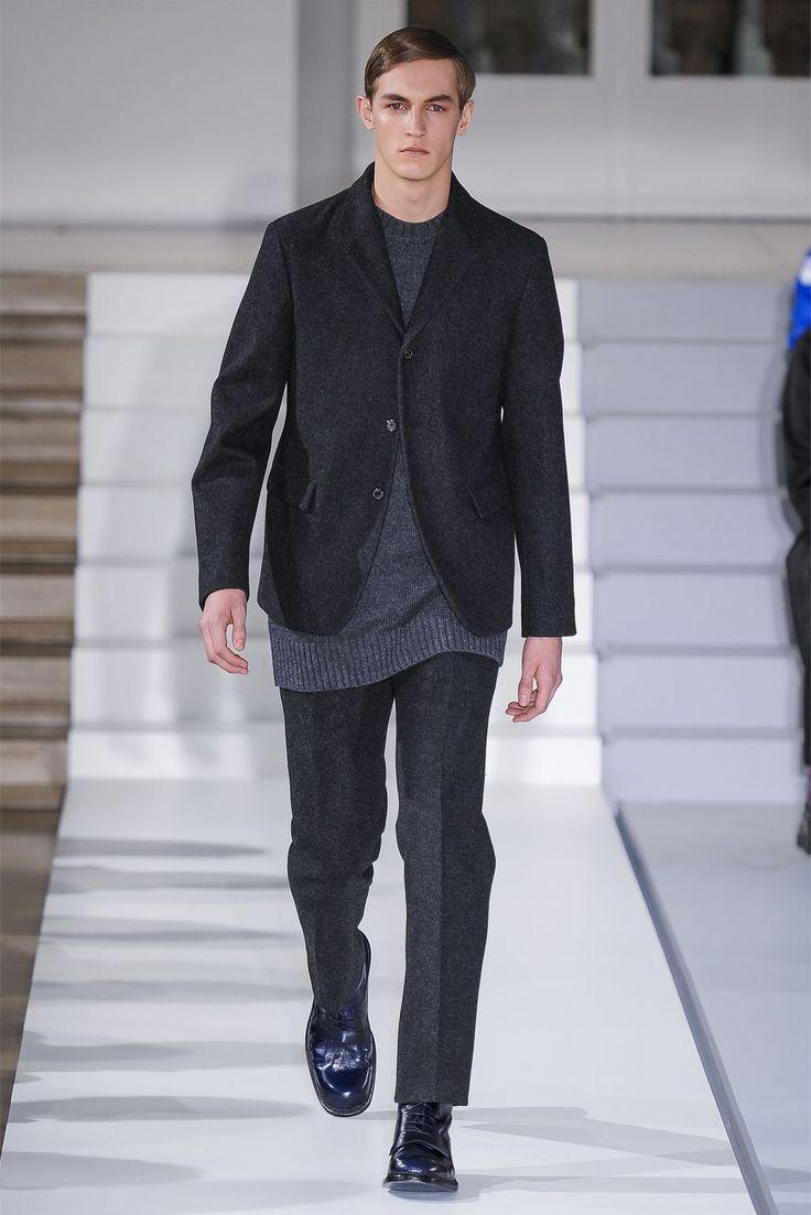 Jil Sander FW13 - Long knits