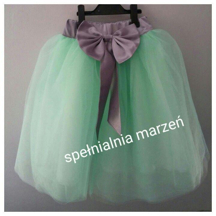 Tiulowa spódniczka dla małych i dużych księżniczek #tutu #tuleskirt #tiul  www.facebook.com/spelnialniamarzen www.spelnialniamarzen.com.pl