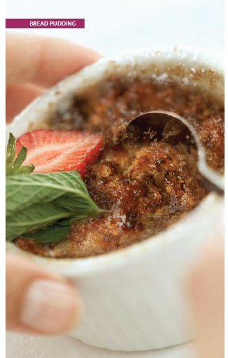 Cake Scrap Bread Pudding Recipe Recipe on Cake Central