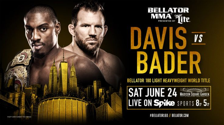 Get the latest news on Bellator MMA, including fight announcements, contract signings and upcoming fan events.