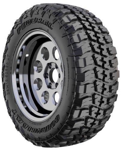 Federal Couragia M/T Mud-Terrain Radial Tire - 33x12.5R20 114Q