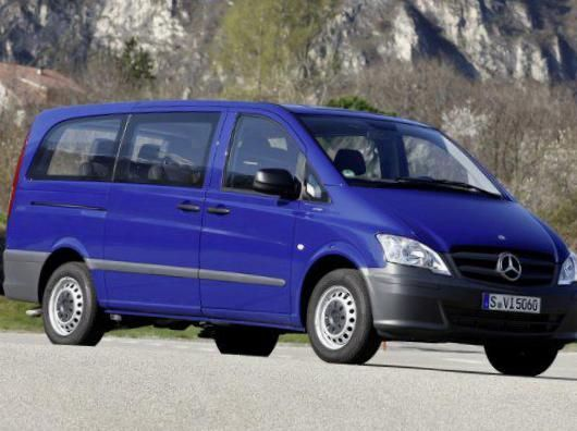 Vito Furgon (W639) Mercedes prices - http://autotras.com