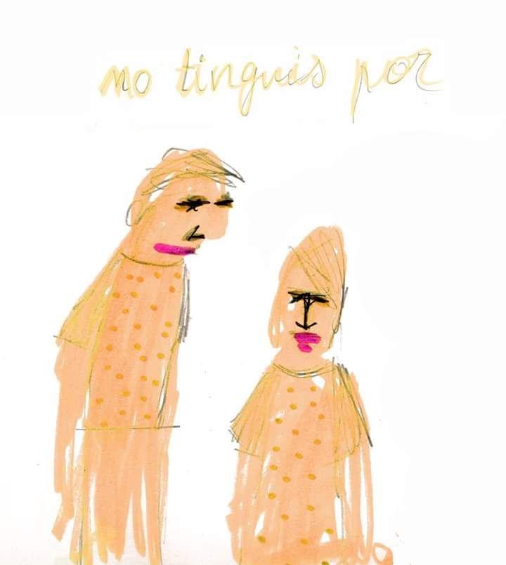 """No tinguis por"" ""No tengas miedo"" ""Don't be afraid"" by Imgran"